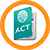 Small ACT passport icon